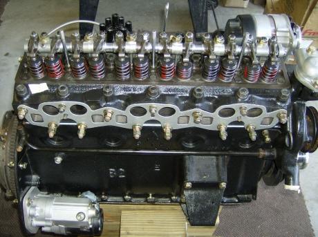 triumph tr6 engine service available @ tr6car11.bravehost